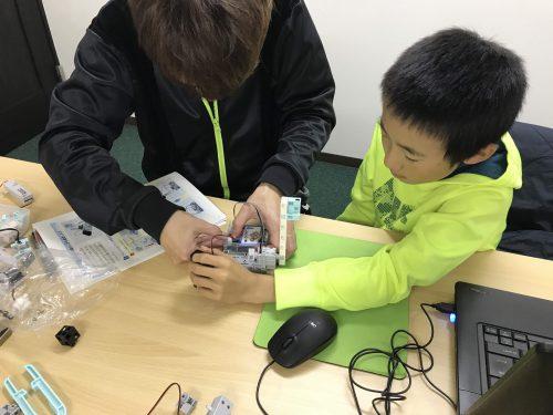 親子プログラミング